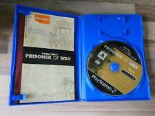 Prisoner of War (Sony PlayStation 2, 2002) - European Version