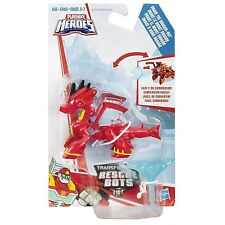 Transformers Rescue Bots Mini-cons Drake The Dragon-bot - New Instock