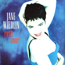 "Jane Wiedlin ‎12"" Rush Hour (Extended Remix) - Europe (VG+/M)"