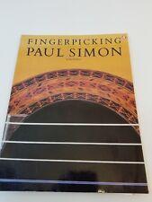 Fingerpicking Paul Simon by Marcel Robinson,finger style guitar tabs music sheet