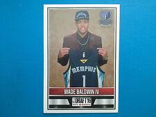2016-17 Panini NBA Sticker Collection n.436 Wade Baldwin IV Draft 16