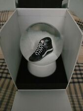 """Vans """"Off The Wall"""" Shoe Snow Globe Mint Condition"""