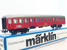 Märklin H0 4025 Nahverkehrswagen Bn DSB OVP (V3755)