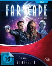 FARSCAPE-VERSCHOLLEN IM ALL: STAFFEL 1- FARSCAPE  6 BLU-RAY NEU