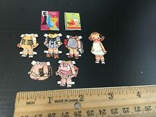 dollhouse miniatures - paperdolls 1:12