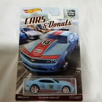 Hot Wheels RLC Car Culture Cars and Donuts 13 Copo Camaro Gulf