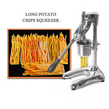 30cm French Fries Press Long Chips Machine Vertical Manual French Fries Squeezer