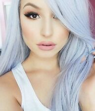 Silver Straight Wigs & Hairpieces