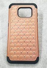 Samsung Galaxy S7 Edge (2 Piece Case/Skin) Gel/Plastic