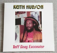 KEITH HUDSON-TUFF GONG ENCOUNTER-180G RE-ISSUE ON VP RECORDS-NEW & UNSEALED-2015