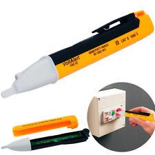 Penna Tester Rilevatore di Tensione Cercafase Senza Contatto LED AC 90-1000V