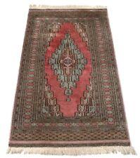 Pakistan Kazak 171 x 94 cm Handgeknüpfter Orientteppich kaukazisch gemustert
