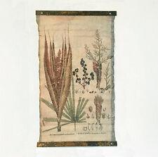 Green Flower Scroll