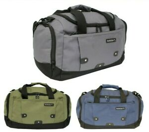 Mens Large Duffle Bag Sports Gym Holdall Travel Sports Work Cabin Luggage Case