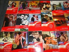 26 Mills and Boon Books - BULK - ( SEXY - 26 STORIES)