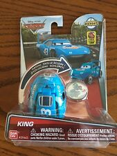 Disney Pixar Cars The King Hatch'n Heroes Transforming Egg Easter NEW