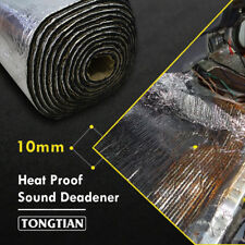 22 sq ft car auto sound Noise deadener, heat Proof deadening, proof vs Dynamat