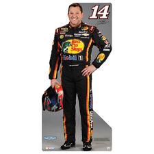 TONY STEWART #14 NASCAR Auto Racing CARDBOARD CUTOUT Standup Standee Poster F/S