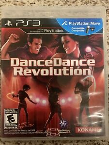 Dance Dance Revolution PS3. Very Good Condition.