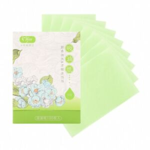 100Pc Facial Oil Control Firm Absorbent Paper Sheet Oil-Absorbing Blotting Paper