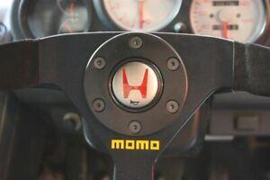 HONDA Acura NSX-R GENUINE OEM Horn Button & Steering Ring & Screws set