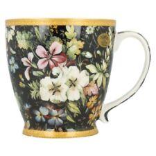 Mugs de cuisine à motif Floral en porcelaine