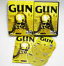 Gun PC 2005 Western Game Complete Box Manual 3 Discs TESTED FREE FAST SHIPPING
