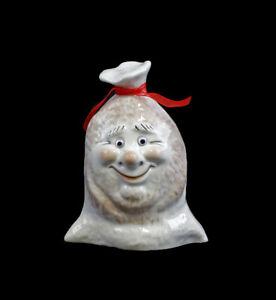 9986005 Figura Porcelana Hucha Cartera Lindner H14, 5cm