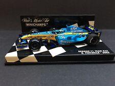 Minichamps - Giancarlo Fisichella - Renault - R25 - 1:43 - 2005