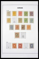 Lot 29632 Collection stamps of Surinam 1873-1975.