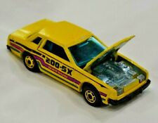 Vintage 1981 Mattel Hot Wheels Datsun 200 SX - Hong Kong - FREE SHIPPING!!!