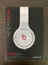 Beats by Dr. Dre Headphone Pro Enclosed Type Around Ear White MHBTS-P