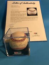 Andy Kosco Signed Autographed Baseball LL1 Little League PSA COA 1/1? Yankees