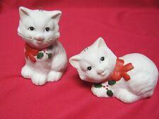 2 Kittens Ornaments Christmas Around The World House Of Lloyd Ceramic