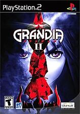 Grandia II  (Sony PlayStation 2, 2002)complete