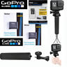 2X BATTERY FOR GOPRO HERO6 BLACK AABAT-001 + RAPID CHARGER + STABLE GRIP +TRIPOD