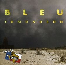 Bleu Edmondson - Live at Billy Bob's Texas [New CD] Bonus Track