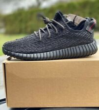 Yeezy Boost 350 Pirate Black 2016 Men's Size 10 BB5350 Never Tried On W/ Reciept