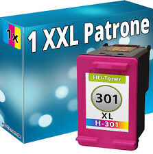 Patronen für HP 301-XL  Envy 4500 5530 4502 4504 4507 4508 5532 5534 4503 Set