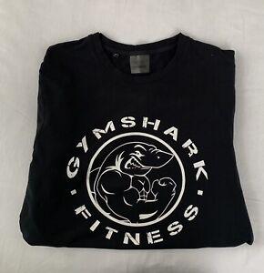 Gymshark long sleeve Men's t-shirt Legacy Edition, Black, XL