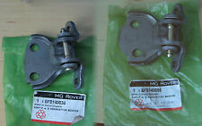 MG Rover 45 MGZS ZS 400 Left NSR Rear Door Pair Upper And Lower Hinges New