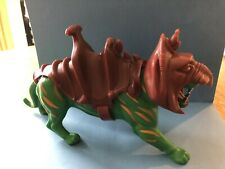 He-man Battle Cat MOTU Vintage BATTLE CAT Complete. Rare He-Man Original