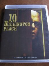 10 RILLINGTON PLACE (1971) (Blu-Ray) TWILIGHT TIME - Autographed By Judy Geeson