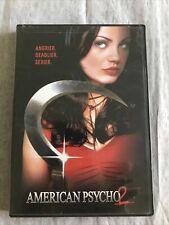 American Psycho 2 Dvd Morgan J. Freeman(Dir) 2002