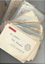 DR Lot Nr. 394: über 100 Briefe Feldpost II WK
