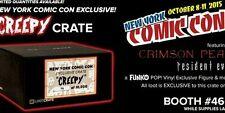 Creepy Loot Crate 2015 NYCC Exclusive Comic Con Resident Evil Funko POP