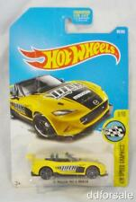 2015 Mazda MX-5 Miata 1:64 Scale die-cast from HW Speed Graphics by Hot Wheels