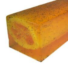 Mighty Mango Masaje Lufa Jabón, Glicerina basado en - 115g