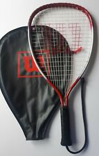 Wilson Dimension Racquetball Racquet * Great Condition * Titanium * 3 7/8