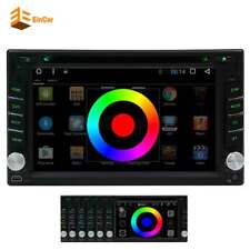 AUTORADIO GPS 2 DIN ANDROID 6.0 WIFI 3G/4G DAB OBD 4CORE USB SD DVD CD BLUETOOTH